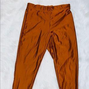 Nylon leggings